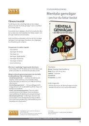 Mentala genvägar – om hur du fattar beslut - SLI.se
