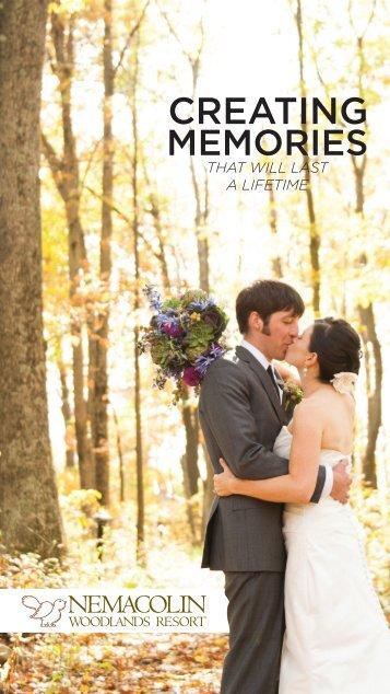 Weddings Brochure - Nemacolin Woodlands Resort