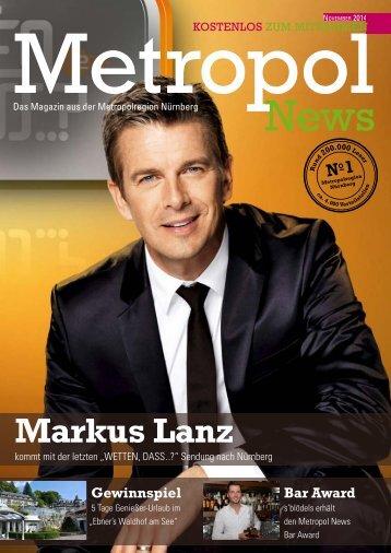Metropol News 11/2014