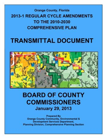 2013-1 LPA Transmittal Book