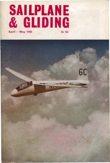 Volume 16 No 2 Apr-May 1965.pdf - Lakes Gliding Club