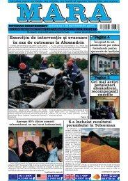 Descarca nr. 1306 - Ziarul Mara