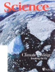 Climate Change - The Seawater Foundation