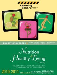 Fruits & Vegetables - Learning Zone Express
