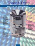 NOZZLES FOR SPRAY DRYING - BETE Fog Nozzle, Inc. - Page 3