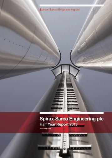 Download Report (796 KB) - Spirax-Sarco Engineering plc
