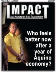Php 70.00 Vol. 45 No. 5 • MAY 2011 - IMPACT Magazine Online!