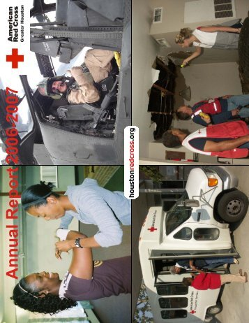Annual Report 2007 - American Red Cross