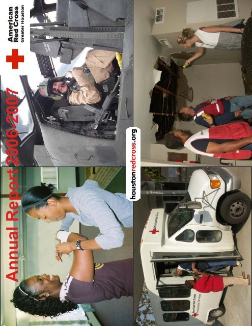 Annual Report 2007 - American Red Cross