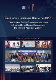 dialog antara peMerintah daerah dan - DEFINIT.Asia