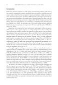 Road effects on habitat richness of the Greek Natura 2000 ... - scales - Page 2