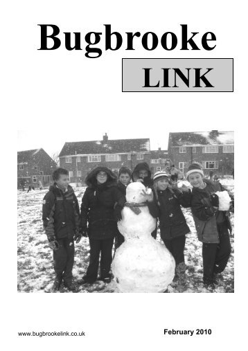 February 2010 - Bugbrooke LINK Home Page