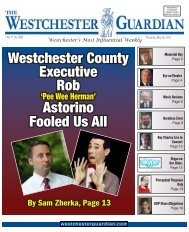 Westchester County Executive Rob Astorino Fooled Us ... - Typepad