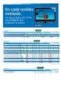 Dahili uydu alıcılı Beko LCD ve LED TV alana Şampiyonlar Paketi ... - Page 4