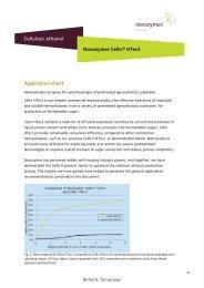 Novozymes Cellic[®] HTec3