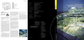 Gestión de la luz y de los espacios Landesbank Baden ... - Luxmate