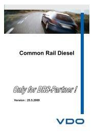 Common Rail Diesel System - ZS-auto