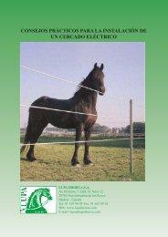 Manual para cercados electrificados - Lupa Iberica