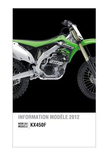 KX450F - PREMIER-MOTOCROSS.Com