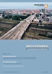 Brückenbauwerke - zeitschrift-brueckenbau Construction und ...