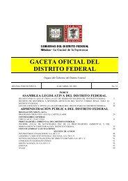 Ley de Residuos Sólidos del Distrito Federal - BVSDE Desarrollo ...