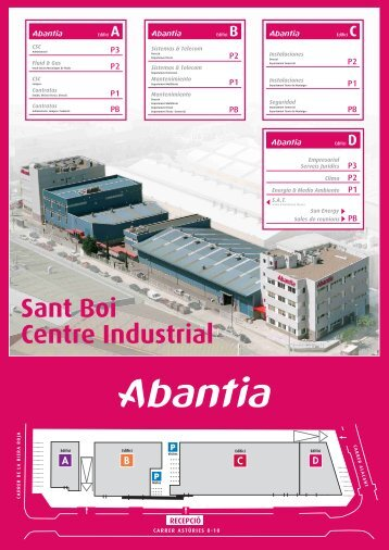 Sant Boi Centre Industrial - Abantia
