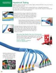 Heatshrink Tubing - Electronic Fasteners Inc