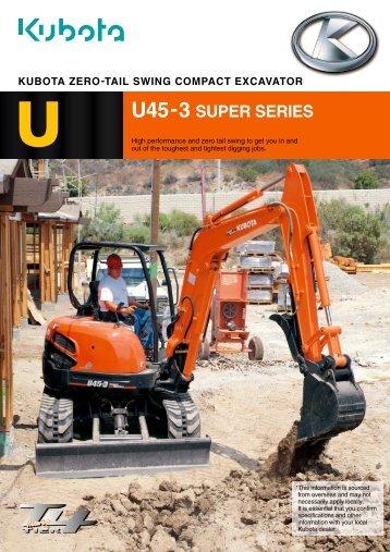 U U45-3 SUPER SERIES - Super Groups