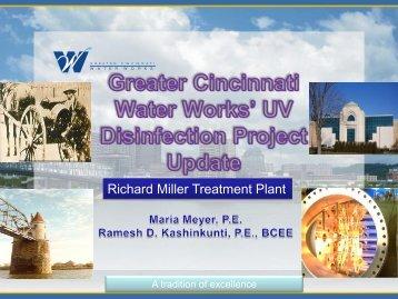 Richard Miller Treatment Plant - Ohiowater.org