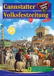 Ausgabe 2010 - Cannstatter Volksfest