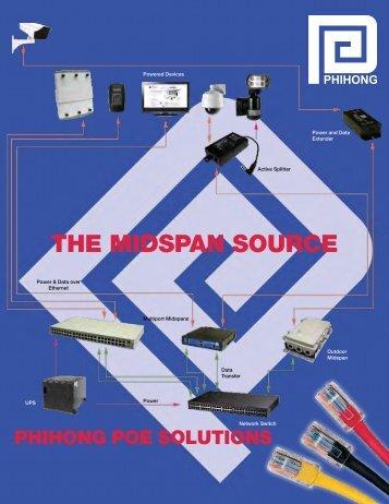 POE Midspan Catalog - Midspans.com