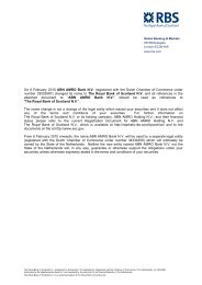 On 6 February 2010 ABN AMRO Bank N.V. (registered with the ... - Iex