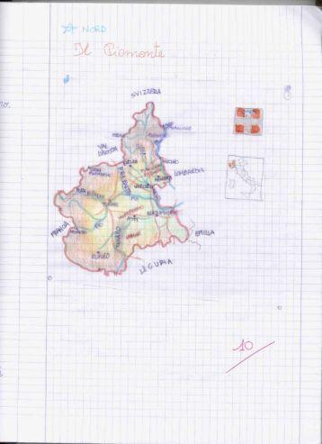 Scarica il quaderno di geografia - Maestra Sabry