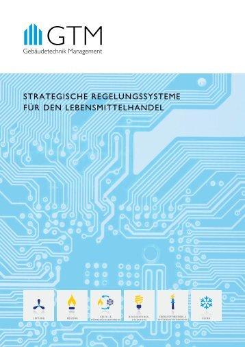 STRATEGISCHE REGELUNGSSYSTEME FÜR DEN - GTM-Online