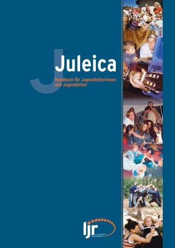 JuLeiCa - Handbuch für Jugendleiterinnen und Jugendleiter