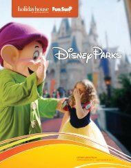 Disney World - Your Passport to all things Travel