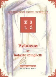 Rebecca - Golden Book Hotels