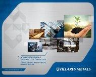 Catálogo - Villares Metals
