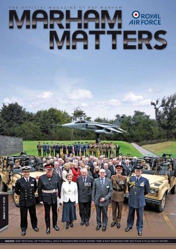 Issue 3 - Marham Matters Online