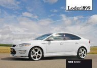 FORD MONDEO - Loder1899