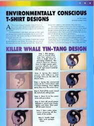 Environmentally Conscious T-shirt Designs By Pat Gaines