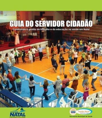 cartilha DGTES - Prefeitura Municipal do Natal