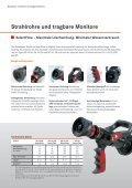 Strahlrohre und tragbare Monitore - Rosenbauer - Seite 2