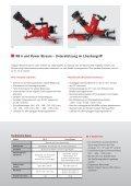Strahlrohre und tragbare Monitore - Rosenbauer - Seite 5