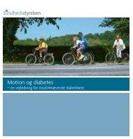 Motion og diabetes - Sundhedsstyrelsen