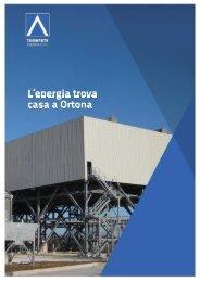 La centrale di Tamarete Energia - Il Gruppo Hera