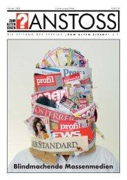 Ausgabe vom Oktober 2008 - Zum alten Eisen