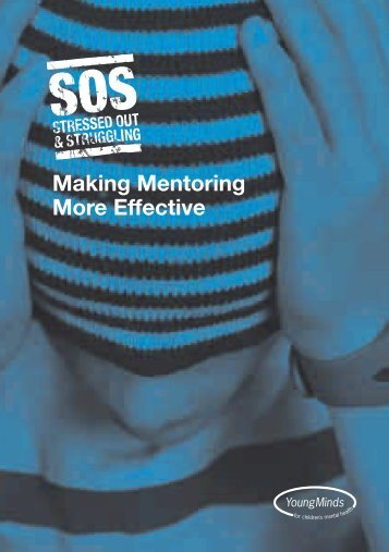 Making Mentoring More Effective - Scottish Mentoring Network