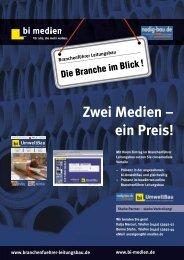 Flyer Branchenführer 10-2012.indd - bi-UmweltBau