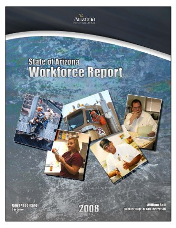Workforce Report 2008 - Arizona Human Resources